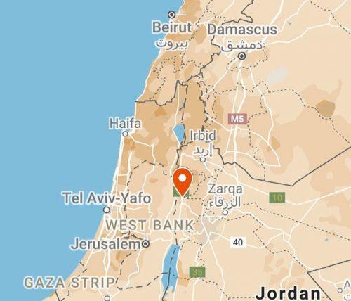 Name of Yawna: Deir 'Alla site